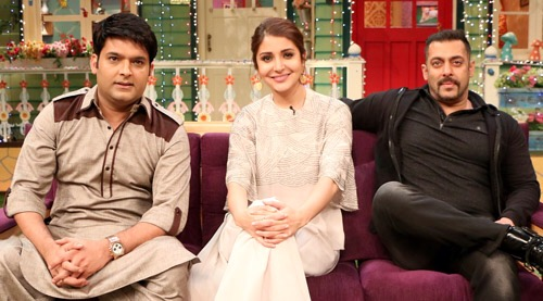The art of being Kapil Sharma