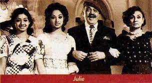 Sridevi in Julie