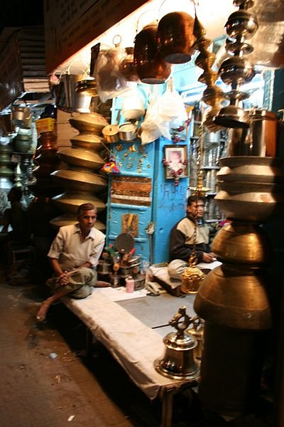 Glimpse of India- Exploring Buzzing Bazaars – PANORAMIC RIPPLES