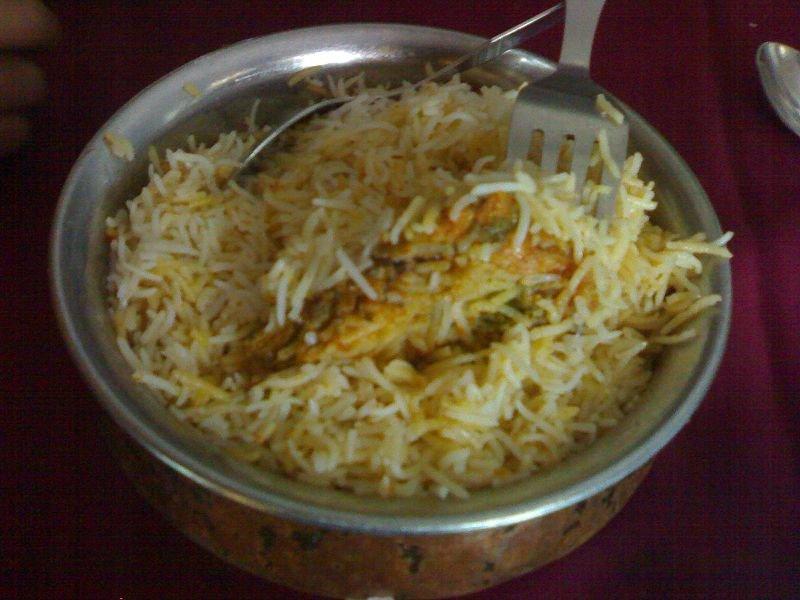 Hyderabadi Biryani