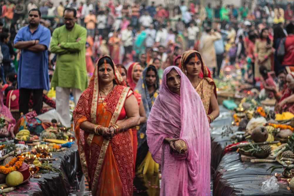 Villages are hubs of rituals