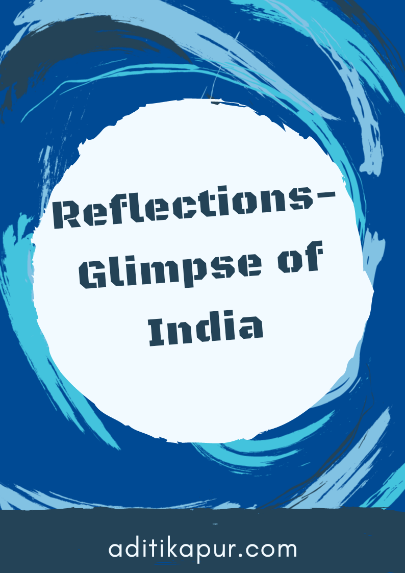 Reflections A to Z series