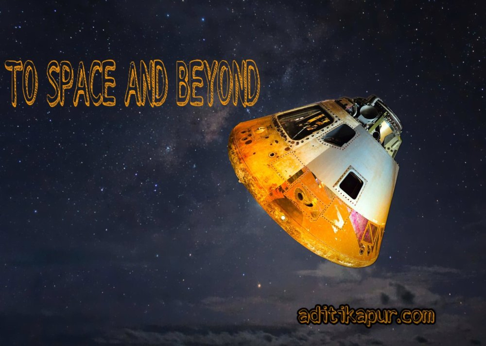 To Space and Beyond - Science Fiction