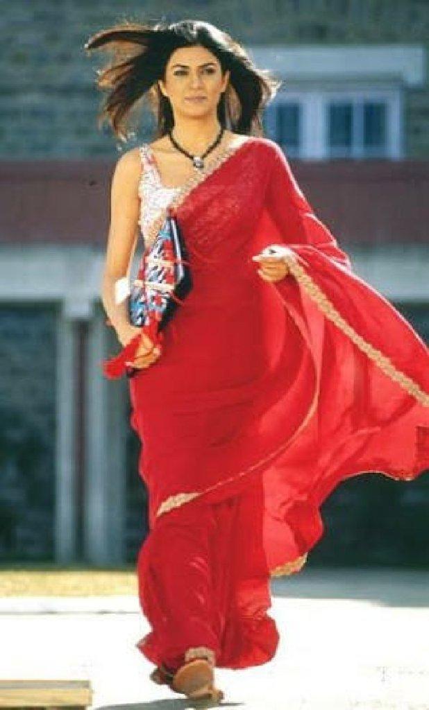 Bollywood inspired saree blouse