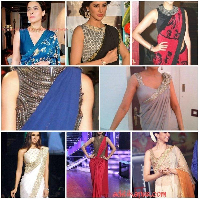 Bollywood Sleeveless Blouse