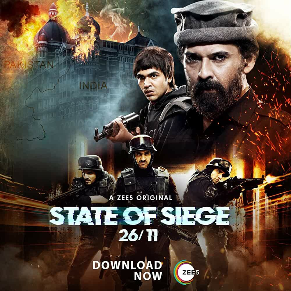 State Of Siege 26/11 ZEE5
