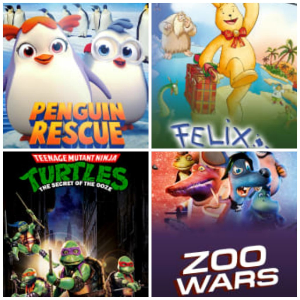 ZEE5 Movies for Kids