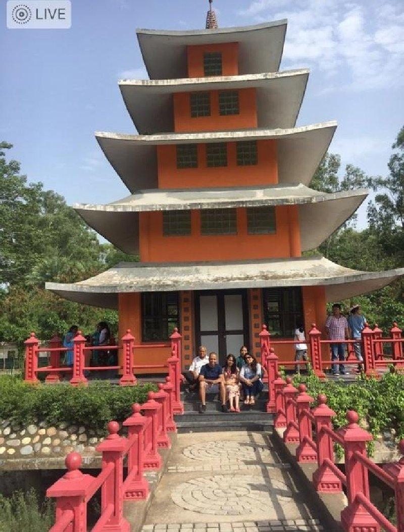 Japanese Garden  Chandigarh