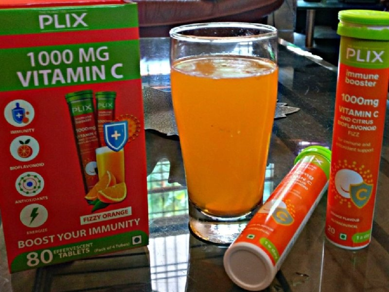 Plix Immunity Boosters