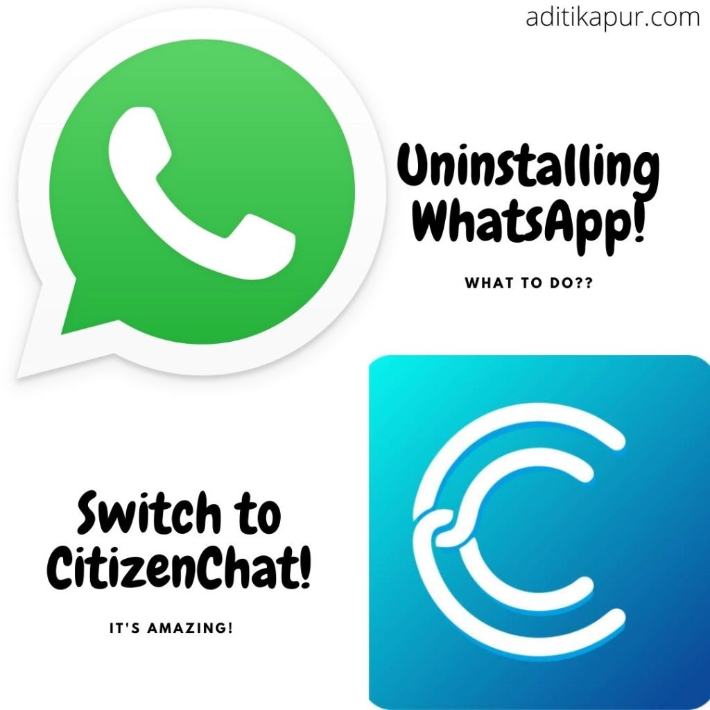 CitizenChat is the best WhatsApp alternative