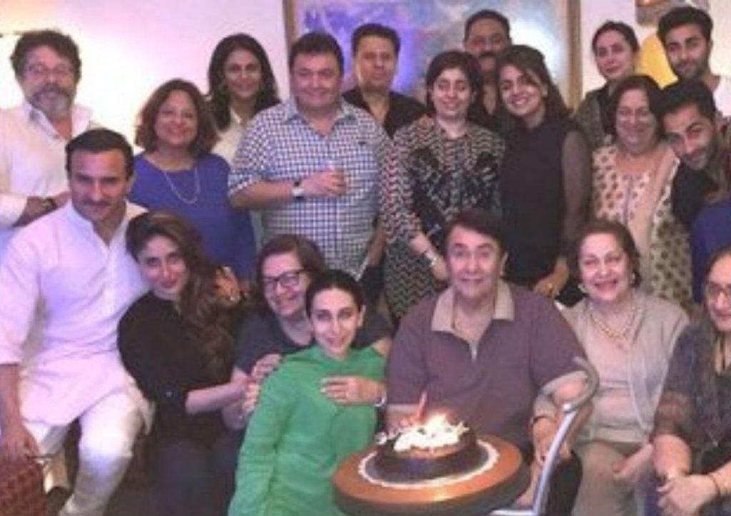 Kapoor family of Bollywood