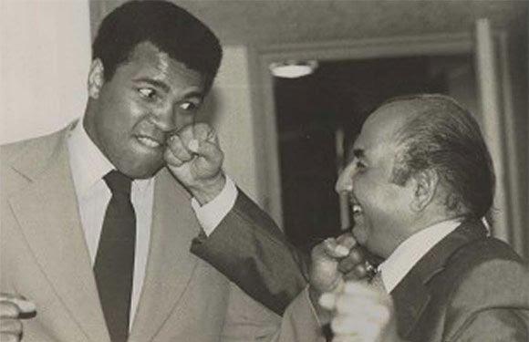 Mohammad Rafi met Mohammad Ali