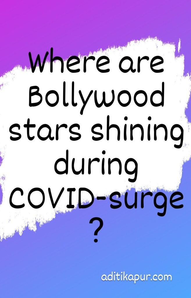 Bollywood during Covid