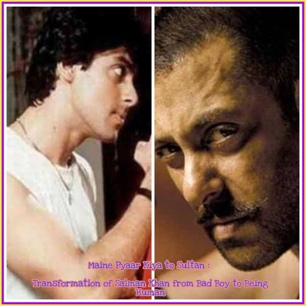 Salman Khan- Bad Boy to Being Human