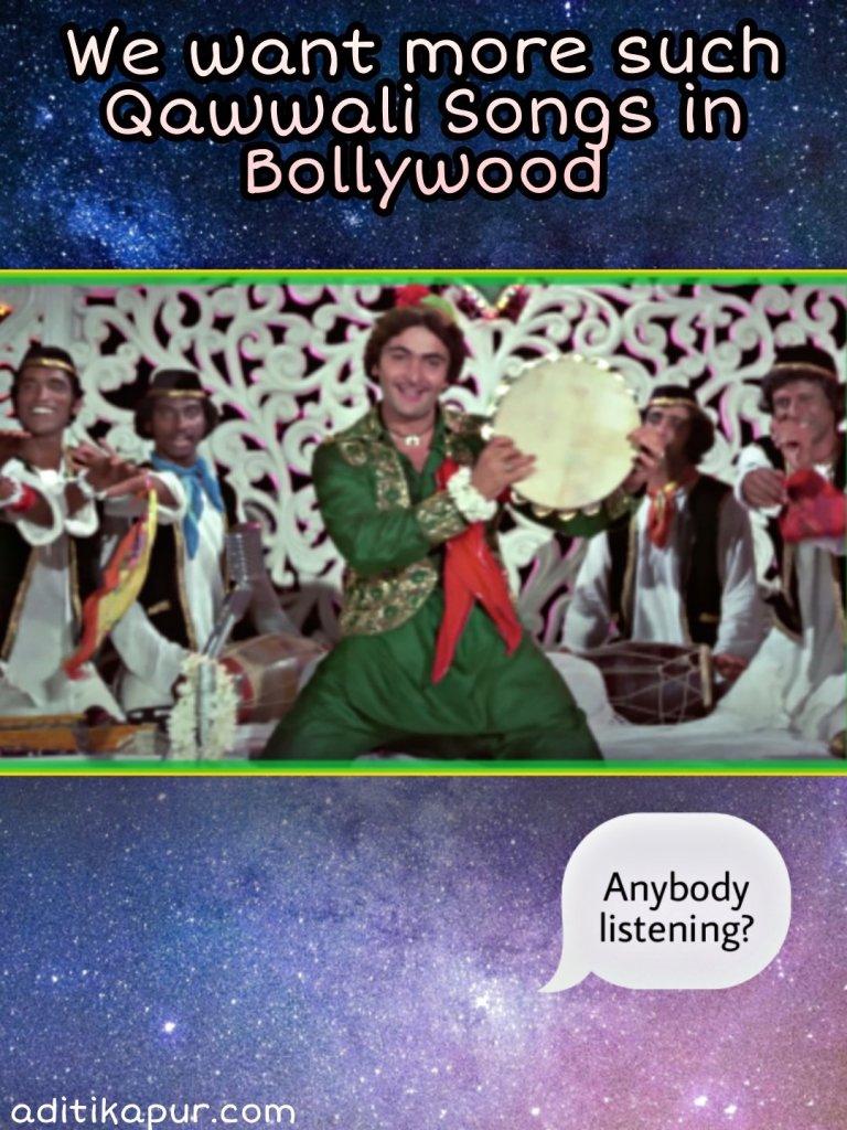 Bollywood Qawwali