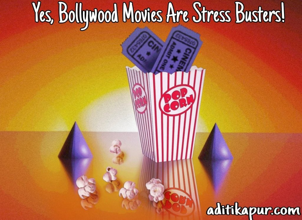 Bollywood movies stress-busters
