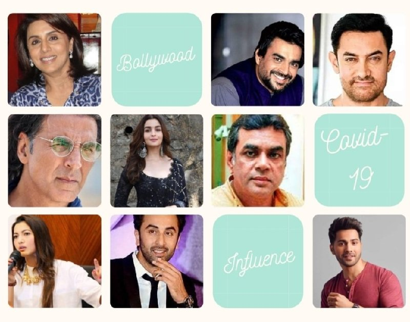 Corona positive Bollywood stars
