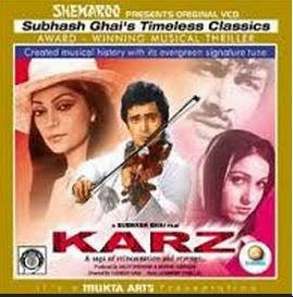 Karz Rishi Kapoor, Tina Munim