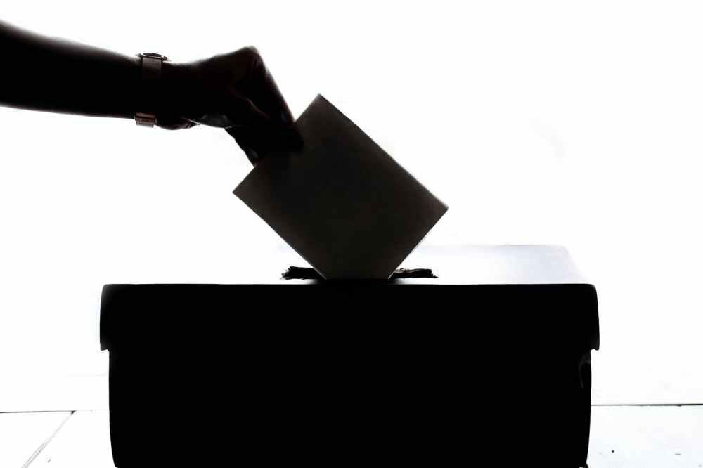 I will vote