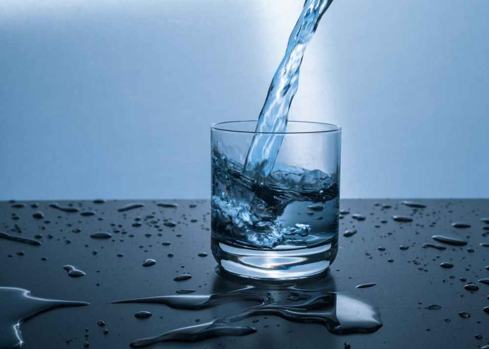 Cutting water