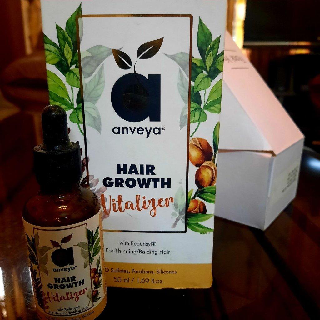 Anveya Hair Growth Vitalizer